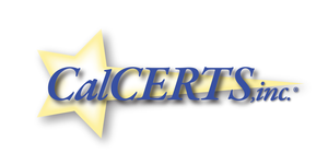 Cal Certs Certified